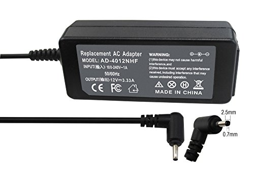 Gomarty 12V 3.33A AC Adapter Charger for Samsung Chromebook 2 3 Xe303c12 Xe303c12-a01us Xe503c12 Xe500c12-k01us Xe503c32-k01us Xe700t1c PA-1250-98 A12-040N1A AD-4012NHF AA-PA3N40W Power (12v Ac Notebook Ac Adapter)