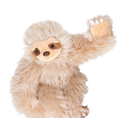Cuddly Soft 8 inch Speedy the Sloth...We stuff 'em...you love 'em! from Stuffems Toy Shop
