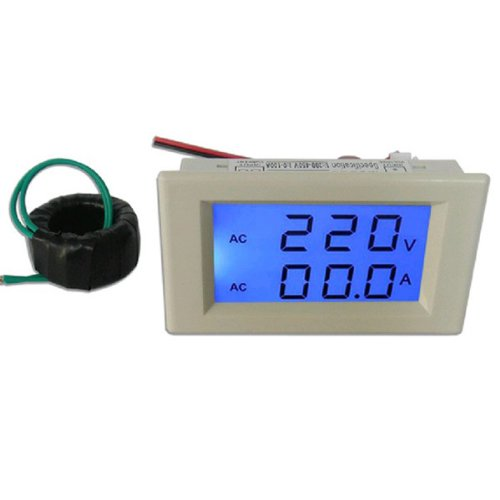 ZJchao Digital Panel Combo Meter