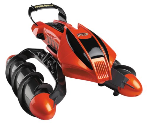 Hot Wheels Radio Control Terrain Twister: Red