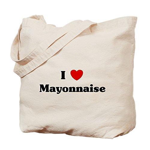 CafePress Mayonnaise Tote Bag Cloth Shopping Bag I Canvas Natural Love rE7ZWwrqfB