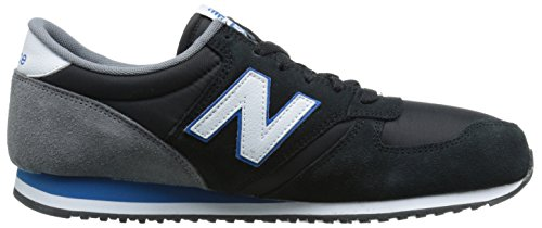Balance Nkb Black Noir New Adulte Mixte Sneakers Basses 6nYPzqd