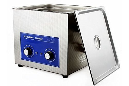 GOWE 240W 7.2L Digital Ultrasonic Cleaner with Free Cleaning Basket for Lab Instrument Cleaning