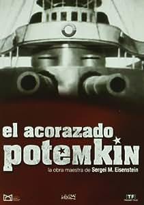 El acorazado Potemkin (Edición especial 25 aniversario) [DVD]
