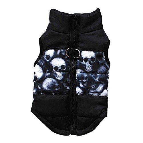 Tank Costumes (PanDaDa Small Pet Clothes Dog Clothes Dog Shirt Clothes for Pet Puppy Tee shirts Dogs Costumes Cat Tank Top Vest)