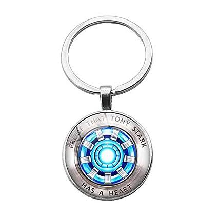 Inveroo Iron Man Tony Stark Llavero Marvel Los Vengadores 4 ...