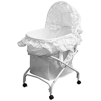 Amazon.com: La mejor Dream On Me Layla 2-en-1 cuna a Cradle ...