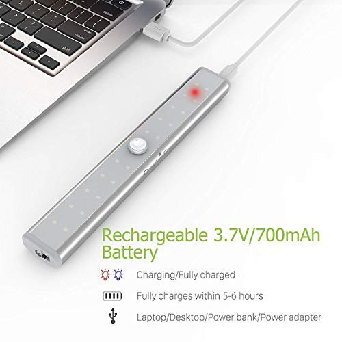 3w Led Car Light Linear Cabinet Under Cabinet Touch On Off: Top 10 Best Rechargeable LED Lights Reviews 2019-2020 On