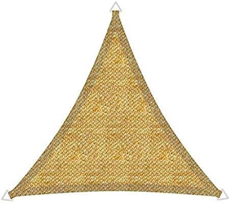 XONE Vela ombreggiante Beige Triangolare 5x5x5mt