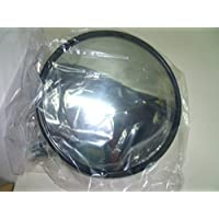 Vision Metalizers Inc IC8000 8 Round Outdoor Convex Security Mirror