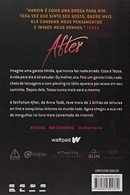 After (Edição Tie-in): After _ vol. 1: Amazon.es: Anna Todd: Libros