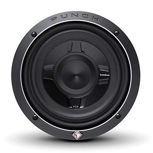 Rockford Fosgate P3SD2-8 8' Dual 2-Ohm Punch Series Shallow Mount Car...