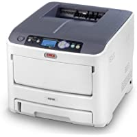 OKI 62433407 C Wireless Color Printer