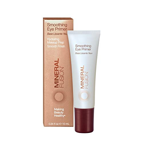 Mineral Fusion Smoothing Eye Primer, (Packaging May Vary) 0.34 Fl Oz