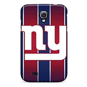 Hot Design Premium HCN1007OcxJ Tpu Case Cover Galaxy S4 Protection Case(ny Giants)