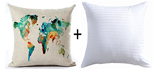 Cotton Pillow Insert Cushion Decorative