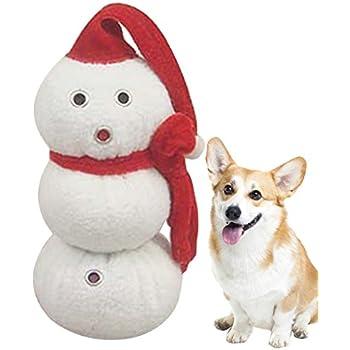 Pet Supplies : Outward Hound Snowman Ball Buddiez Pull ...