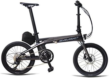 savadeck E8 bicicleta eléctrica Fibra de Carbono 20 E-Bike ...