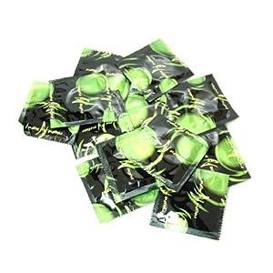 Night Light Condoms Premium Latex Condoms Lubricated 48 condoms