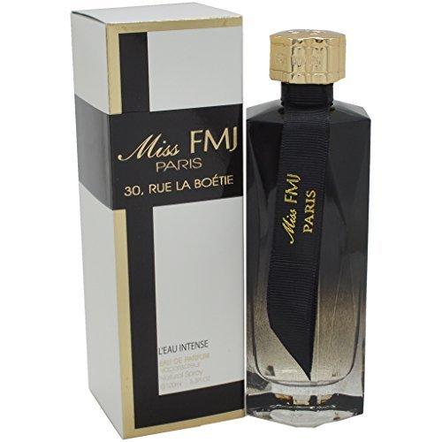 Miss FMJ Perfume for Women 3.3 Oz/100 Ml L'eau Intense Eau De Parfum Spray. by Full Metal Jackets