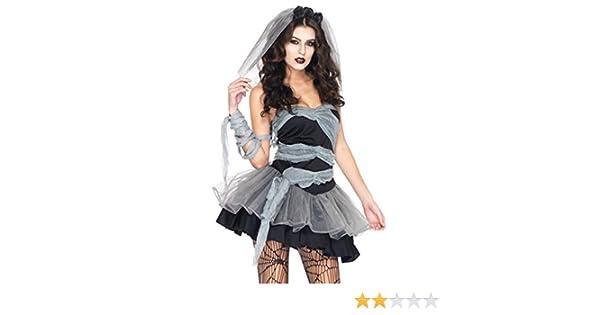 aimerfeel cadáver enterrado trajes cosplay vestido de la novia una ...