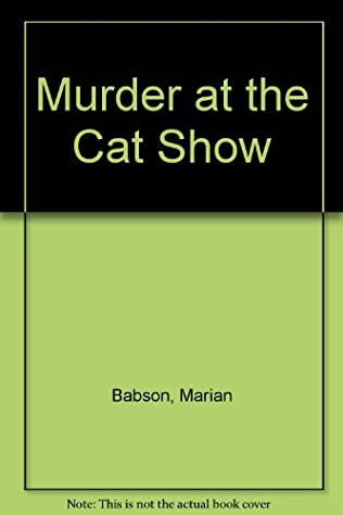 book cover of Murder At The Cat Show