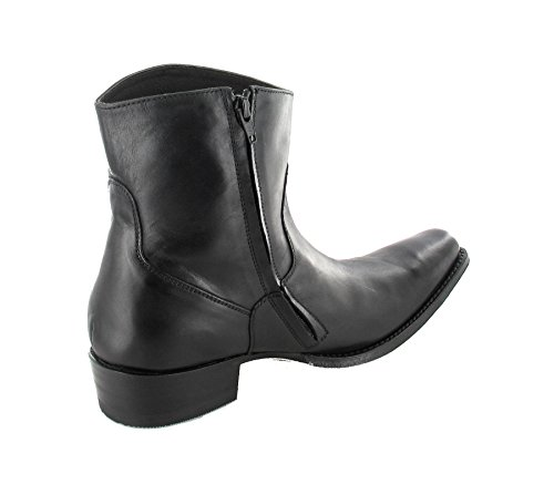 Sendra Boots 7438, Stivali chelsea unisex adulto Nero (Negro)