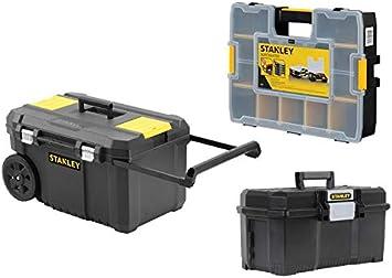 Stanley - Caja de almacenamiento esencial para niños: Amazon.es ...