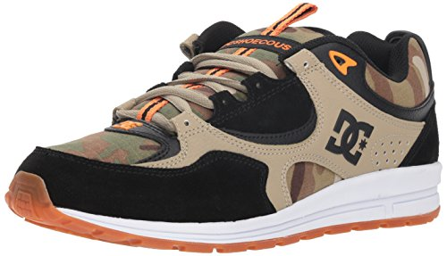 DC Shoe Lite Camo US SE Kalis Men 5 Skate 10 Medium XqFrXw