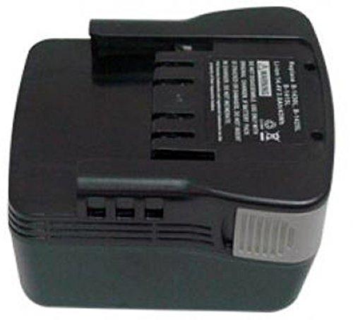 PowerSmart® 14.4V 3000mAh Li-ion B-1415L, B-1425L, B-1430L Battery for Ryobi Ryobi BID-1410, Ryobi BID-1440, Ryobi BIW-1465