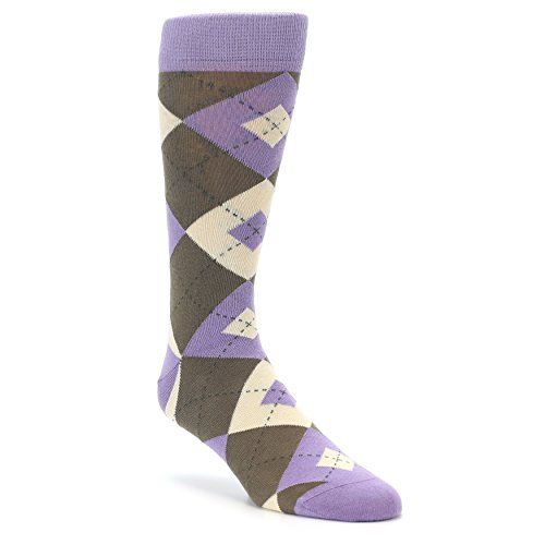 Statement Sockwear Argyle Pattern Men