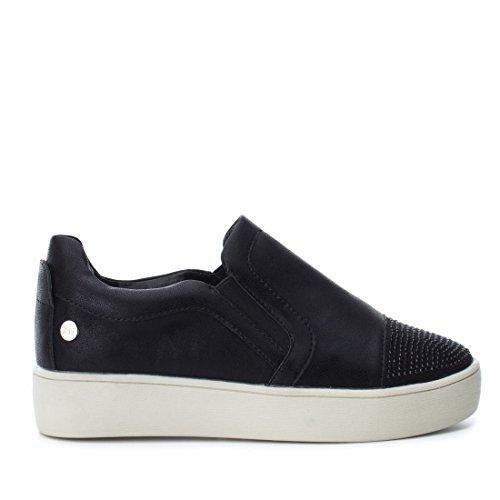 XTI Donna Sneaker 046717 XTI 046717 046717 Donna Nero Nero Sneaker Donna XTI Sneaker xqa0wCZt4