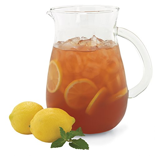 Basics To Back Pitcher (Back to Basics IT400GP Glass Iced Tea Pitcher, Clear (Discontinued by Manufacturer))