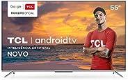 "Smart TV TCL LED Ultra HD 4K 55"" Android TV com Google Assistant, Borda Ultrafina e Wi-Fi - 5"