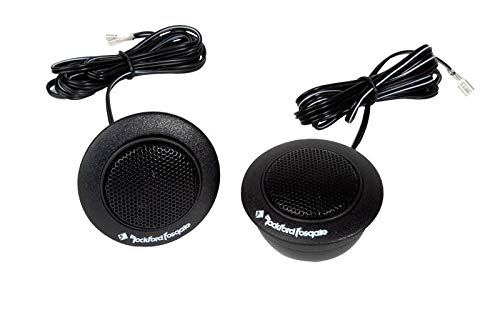 Rockford Fosgate Prime R1T-S 1-Inch Tweeter Kit