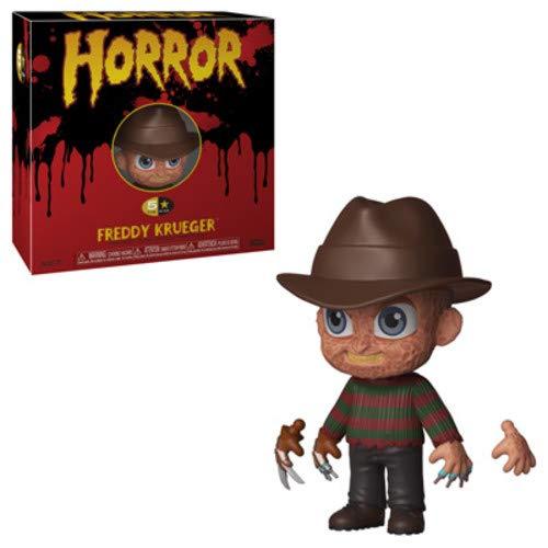 - Funko 5 Star: Horror, Nightmare On Elm Street - Freddy Krueger Collectible Figure, Multicolor