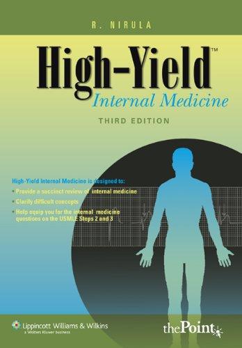 High-Yield(tm) Internal Medicine