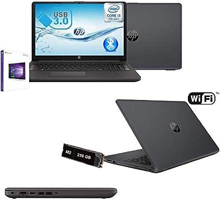 Portátil HP 250 G7 pantalla 15,6 pulgadas CPU Intel Core i3 7a ...