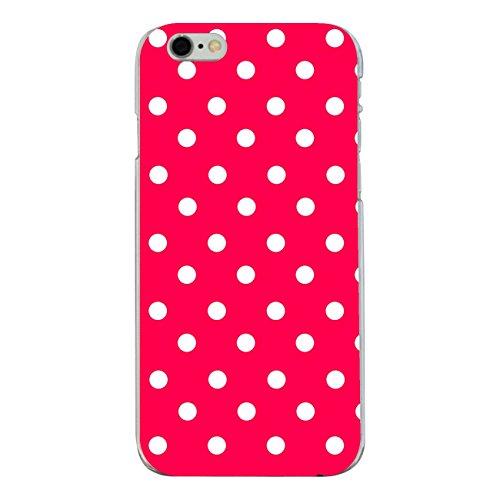 "Disagu Design Case Coque pour Apple iPhone 6s Housse etui coque pochette ""Rot Weiß gepunktet"""