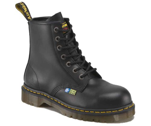 Dr. Martens Mens Icon 7b10 Ssd Boots Zwart
