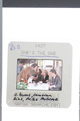 "Slides photo of A incident from the film ""She39;s the One"" casting by Cameron Diaz and Mike McGlone."