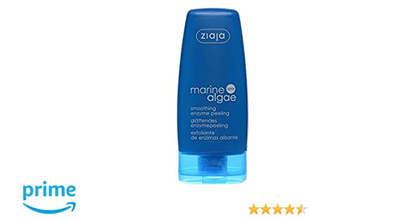 Marine Algae Smoothing Enzyme Peeling