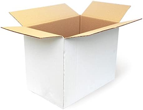 Caja de Cartón 40 x 25 x 28 cm CSB03, Pack de 15 uds: Amazon.es: Oficina y papelería