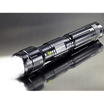 The Torch - World's most powerful flashlight - Wicked Lasers