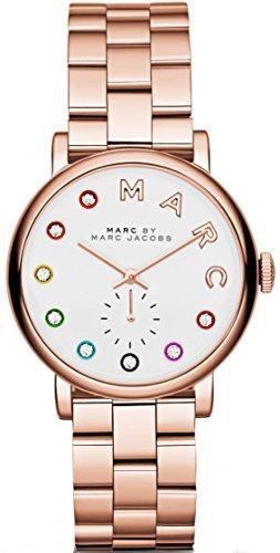 Marc Jacobs Women's Baker Watch - Rose gold