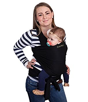 Cuddlebug Baby Carrier And Baby Sling 4 In 1 Baby Sling Wrap