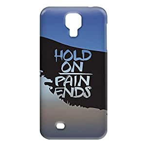 Loud Universe Samsung Galaxy S4 Hold On Pain Ends Print 3D Wrap Around Case - Multi Color