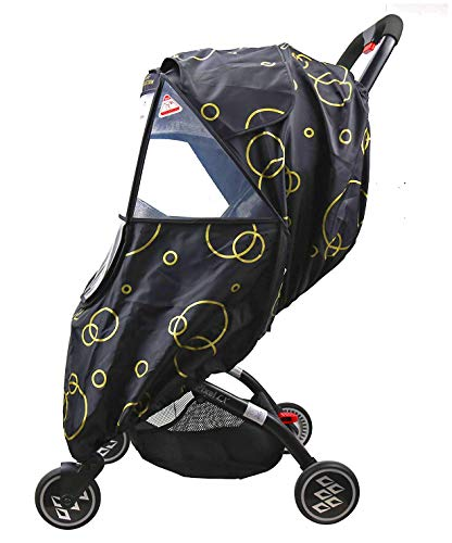 Amazon.com: Funda para cochecito de bebé con protección UV ...