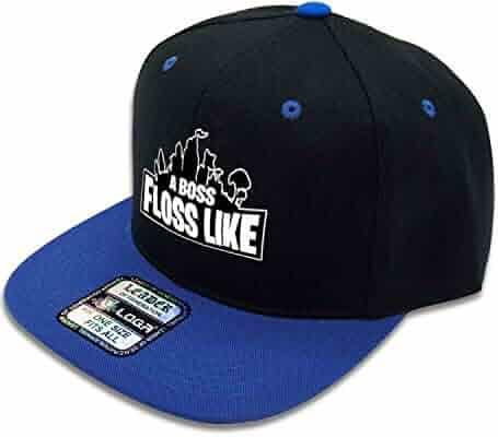9c5bc3e6 Fortnite Battle Royale Unisex Adjustable Hats with Minifigure Hip Hop Baseball  Caps for Boys Girls (