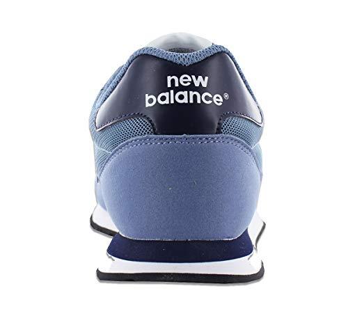 New Balance Uomo 500 Sneaker Multicolore wBvAYx